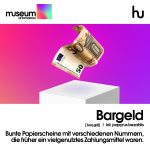 Museum of Tomorrow: Bargeld