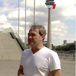 Frank Dopheide im TV-Beitrag der Aktuellen Stunde (WDR)
